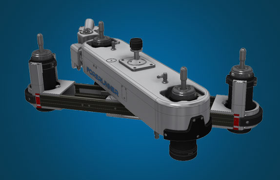 Areva's new steam generator inspection robot - Nuclear